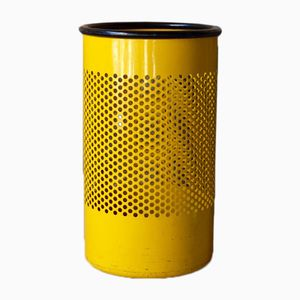 Cribbio 1000 1010 Metal Waste Bin by Barbieri & Marianelli for Rexite, 1981