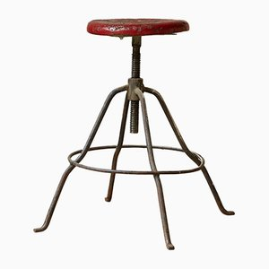 Machinist Stool, 1950s