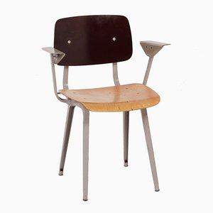 4065 Revolt Armlehnstuhl von Friso Kramer für Ahrend De Cirkel, 1950er