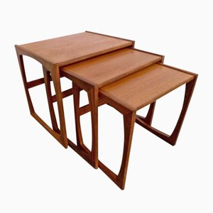 Vintage Nesting Tables from G-Plan