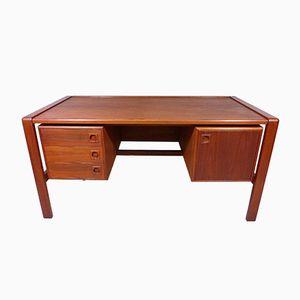 Danish Teak Desk from H.P. Hansen, 1960s
