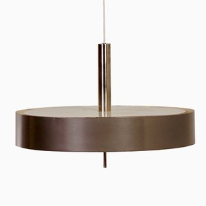 Model 266 Suspension Ceiling Light by Louis Baillon for Luminalite, 1950s