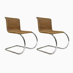 B42 Chairs by Mies van der Rohe, 1930s, Set of 2