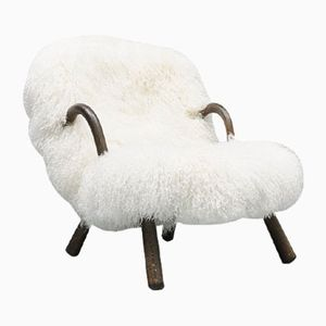 Clam Chair by Philip Arctander, 1944