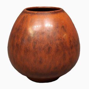 Number 1 Ceramic Vase from Saxbo, 1970s