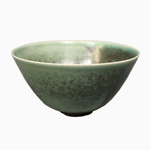 Number 3 Ceramic Bowl from Saxbo, 1970s