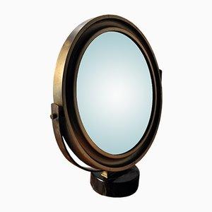 Mid-Century Spiegel von Sergio Mazza für Artemide