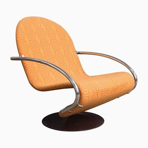 Danish Easy Chair by Verner Panton, 1973