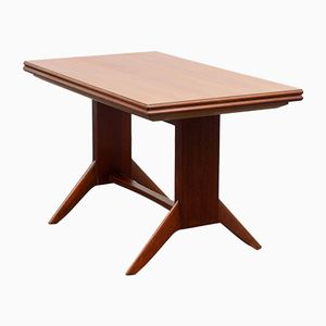 Teak Coffee or Dining Table from Wilhelm Renz, 1950s