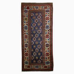 Antique Caucasian Gendje Rug, 1880s