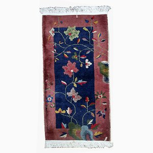 Antique Chinese Rug, 1920s