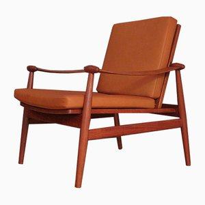 Vintage Modell 133 Spadestolen Chair von Finn Juhl für France & Daverkosen