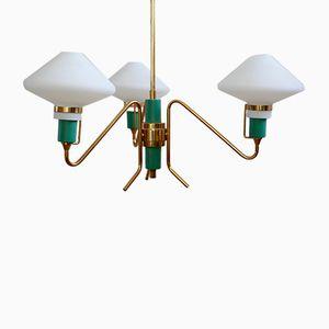 Italian Pendant Lamp, 1960s