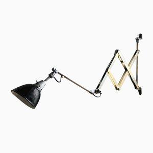 Vintage Golden 110 Scissor Lamp from Midgard DRGM