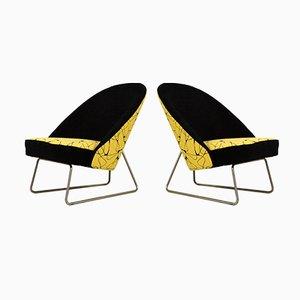 115 Sessel von Theo Ruth für Artifort, 1950er, 2er Set