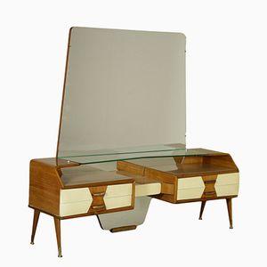 Vintage Mahogany Veneer Dressing Table