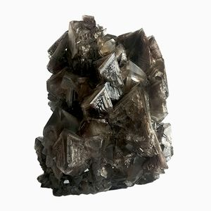 Vaso S 015 in cristallo di Isaac Monté