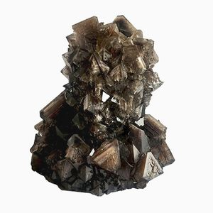 Vaso S 013 in cristallo di Isaac Monté