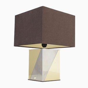 Architektonische Tischlampe, 1970er