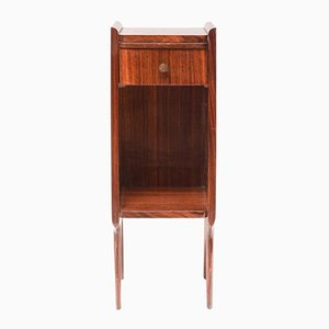 Vintage Rosewood Bedside Table