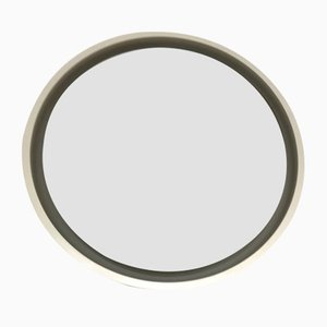 Backlit Circular Mirror from Fontana Arte, 1970s