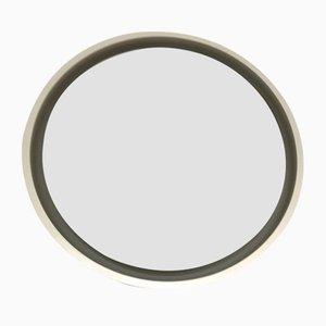 Beleuchteter Runde Spiegel von Fontana Arte, 1970er