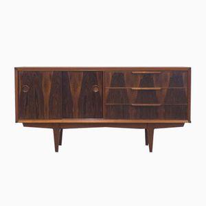 Vintage Rosewood Veneer Sideboard by Marten Franckena for Fristho