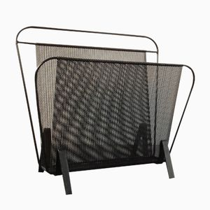 Magazine Rack by Floris Fiedeldij & Mathieu Matégot for Artimeta, 1950s