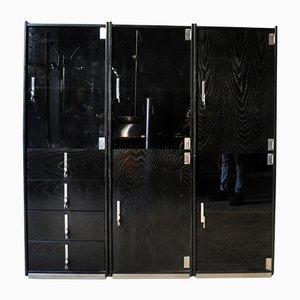 Pellicano Display Cabinet by Vittorio Introini for Saporiti Italia, 1970s