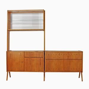 Wall Unit by Frantisek Jirak for Tatra, 1960s