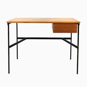 Model CM174 Desk by Pierre Paulin for Thonet, 1950s
