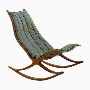Wishbone Rocking Chair by Robin Williams, 1970s