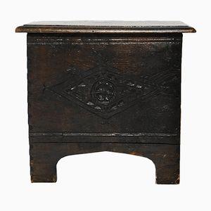 Antique French Storage Box
