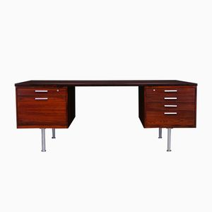 Palisander Schreibtisch von Kai Kristiansen, 1960er