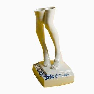 Vaso Twiggy di Volokhova Porcelain