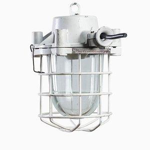 Kleine Vintage Industrielampe