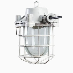 Small Vintage Industrial Lamp
