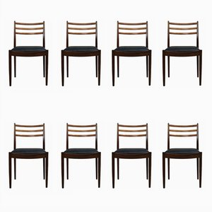 Teak Dining Chairs by Victor Wilkins for G-Plan, 1960s, Set of 8