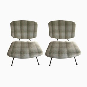 Vintage CM190 Chairs by Pierre Paulin for Thonet, Set of 2