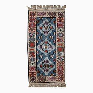 Vintage Handmade Turkish Kayseri Kilim, 1950s