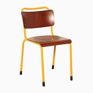 1252 Stuhl von Gispen, 1960er