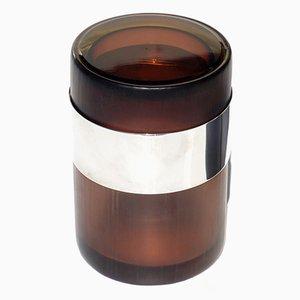 Murano Glass Box by Massimo Vignelli, 1960s
