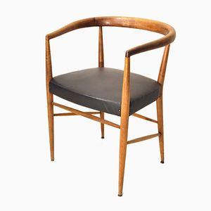 Mid-Century Stuhl von Hans J. Wegner, 1950er