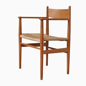 CH37 Armchair by Hans J. Wegner for Carl Hansen & Søn, 1962