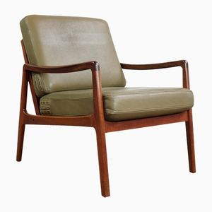 Easy Chair by Ole Wanscher for France & Søn, 1960s