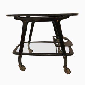 Serving Trolley by Cesare Lacca, 1950s
