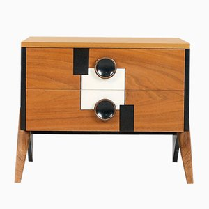 Mid-Century Modern Chest with Drawers, 1960s
