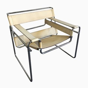 Wassily Armchair by Marcel Breuer for Gavina, 1960s