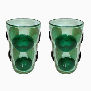 Italienische Vasen von Costantini, 1980er, 2er Set