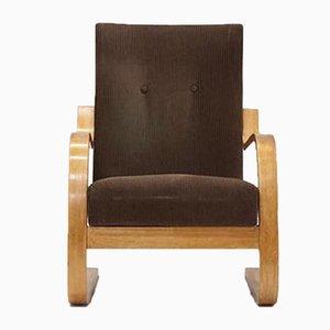 A36 Lounge Chair by Alvar Aalto for Finmar/Artek, 1933